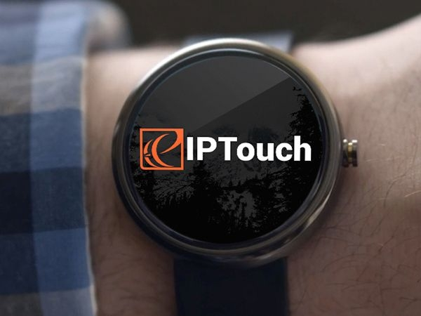 Ip Touch Smart Watch para servicio al cliente